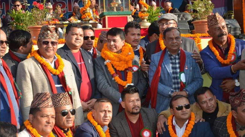 Chandra Dhakal, IME Global, Baglung mahotsab, Baglung festival