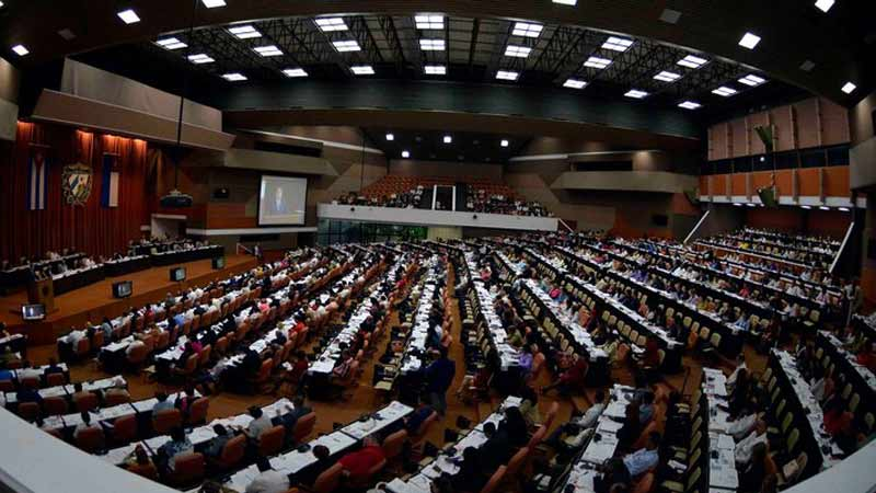 Cuban National Assembly of People's Power