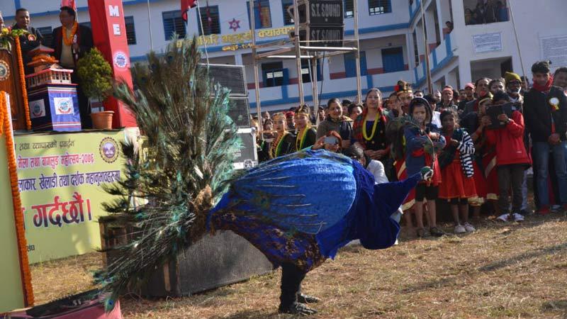 MAyur dance, Baglung mahotsab, Baglung festival