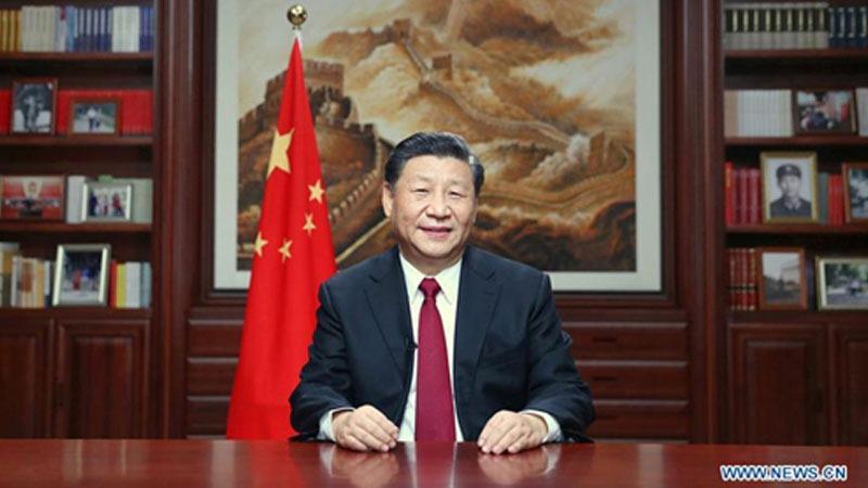 चीनका राष्ट्राध्यक्ष सी चिनफिङको नयाँ वर्ष २०२० को शुभकामना सन्देश