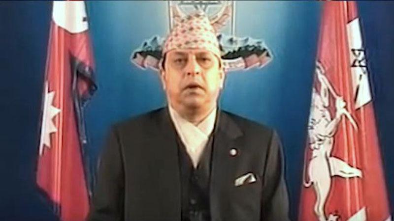 gyanendra shaha, magh 19, royal coup in nepal