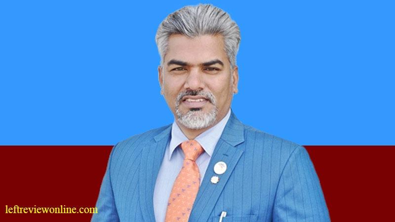 samim miyan ansari, chairman of muslim commission nepal